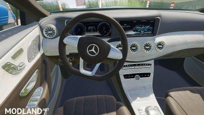 Mercedes-Benz CLS 2018 v 1.0, 6 photo