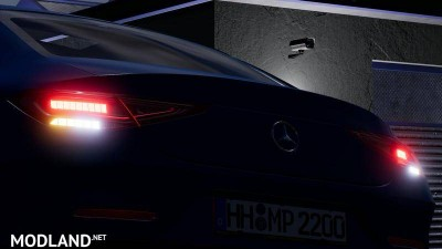 Mercedes-Benz CLS 2018 v 1.0, 8 photo