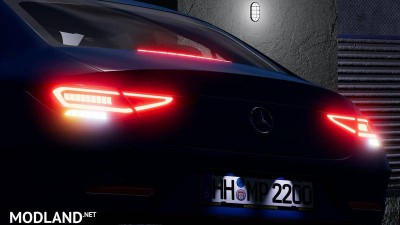 Mercedes-Benz CLS 2018 v 1.0, 9 photo