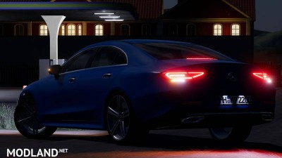 Mercedes-Benz CLS 2018 v 1.0, 1 photo
