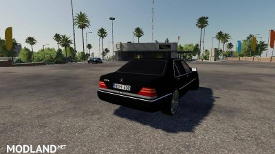 Mercedes-Benz W140 v 1.0, 2 photo