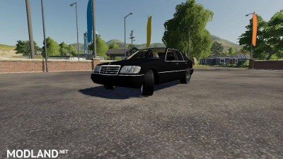 Mercedes-Benz W140 v 1.0, 1 photo