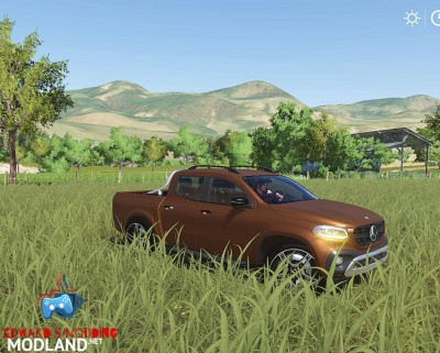 Mercedes X class v 1.0, 2 photo