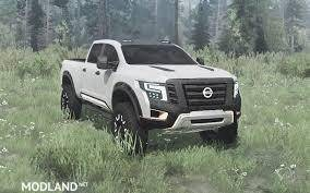 NISSAN TITAN WARRIOR v 2.5