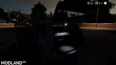 Niva 2121 & Urban v 1.0, 8 photo
