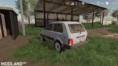 Niva 2121 & Urban v 1.1, 2 photo