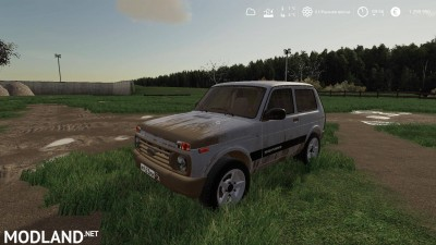 Niva 2121 & Urban v 1.1, 1 photo