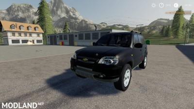 NIVA  Chevrolet v 1.0, 1 photo