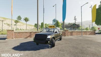 Oversize Load Escort Truck v 1.0