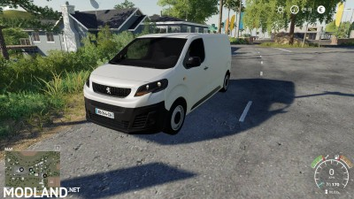 Peugeot Expert v 1.0