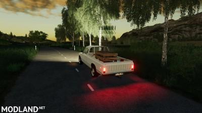 Pickup 1978 MORE REALITY v 1.0, 4 photo