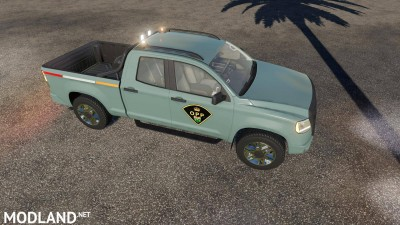 Pickup 2014 Police Edition By Deltabravo Productions, 2 photo