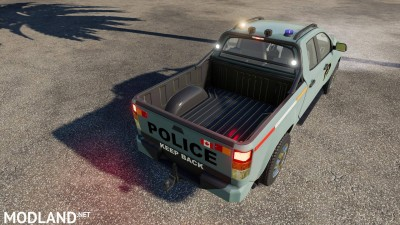 Pickup 2014 Police Edition By Deltabravo Productions, 3 photo