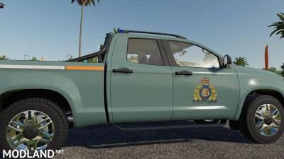 Pickup 2014 Police Edition By Deltabravo Productions, 5 photo