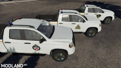 Pickup 2014 Police Edition By Deltabravo Productions, 1 photo
