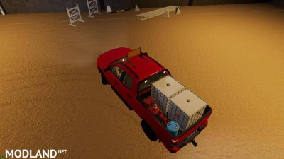 Pickup 2014 Transport Service v 1.0.1, 3 photo