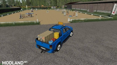 Pickup 2014 Transport Service v 1.0.1, 5 photo