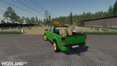 Pickup 2014 Transport Service v 1.0.1, 1 photo