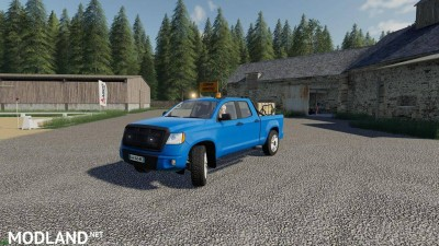 Pickup 2014 Transport Service v 1.0.2, 1 photo