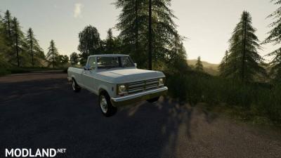 Pickup Rodeo v 1.0