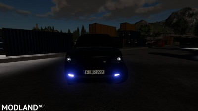 Range Rover Vogue Black Edition v 1.0, 4 photo