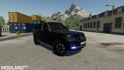 Range Rover Vogue Black Edition v 1.0, 1 photo