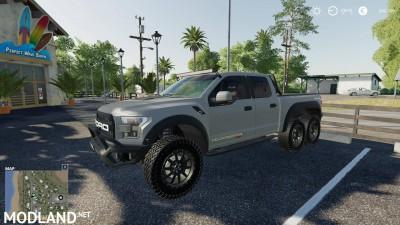 Remake Ford Velociraptor v 1.0.1