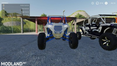RZR 2 door Full Suspension v 1.0, 2 photo