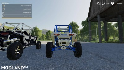 RZR 2 door Full Suspension v 1.0, 3 photo