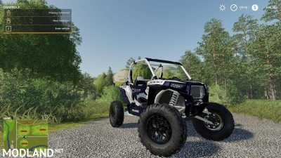 RZR 2 door Full Suspension v 1.0, 1 photo