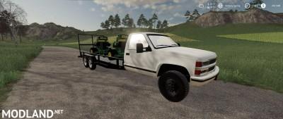 Silverado Landscape Truck v 1.0, 2 photo