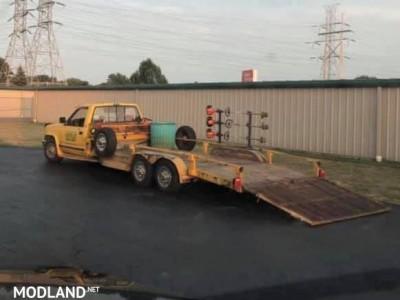 Silverado Landscape Truck v 1.0, 6 photo