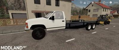 Silverado Landscape Truck v 1.0, 1 photo