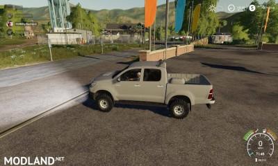 Toyota Hilux v 1.0, 3 photo