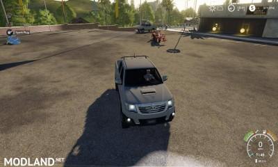 Toyota Hilux v 1.0, 1 photo