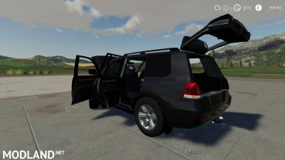 Toyota Land Cruiser 200 v 1.1, 1 photo