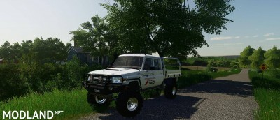 Toyota Land Cruiser 70 v 1.0, 12 photo