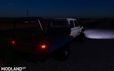 Toyota Land Cruiser 70 v 1.0, 2 photo