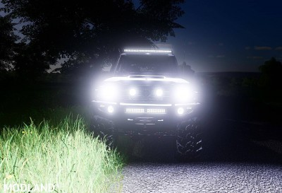 Toyota Land Cruiser 70 v 1.0, 4 photo