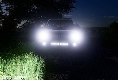 Toyota Land Cruiser 70 v 1.0, 5 photo