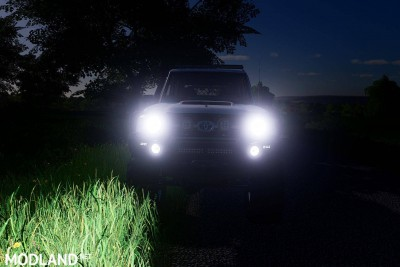 Toyota Land Cruiser 70 v 1.0, 6 photo