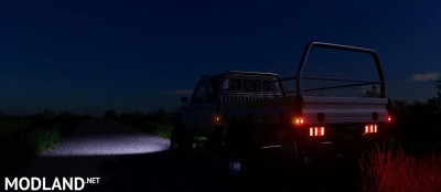 Toyota Land Cruiser 70 v 1.0, 7 photo