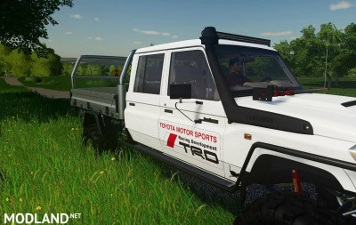 Toyota Land Cruiser 70 v 1.0, 8 photo