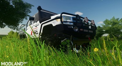 Toyota Land Cruiser 70 v 1.0, 9 photo