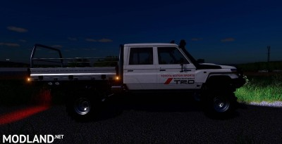 Toyota Land Cruiser 70 v 1.0, 1 photo