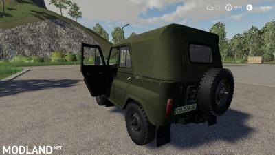 UAZ 469 v 1.0, 2 photo
