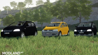 Vw Fox v 1.0, 6 photo