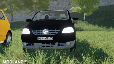 Vw Fox v 1.0, 1 photo