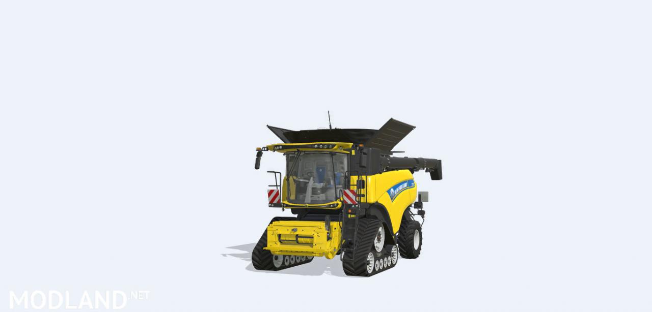 New Holland cr1090 and superflex Draper 45ft