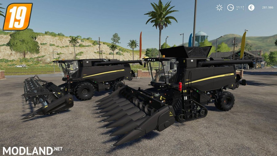 JD T560 *Black Edition* Set